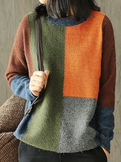 Knitting Machine Patterns, Sweater Knitting Patterns, Loom Knitting, Knitting Stitches, Knitting Designs, Knit Patterns, Baby Knitting, Crochet Clothes, Diy Clothes