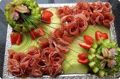 snel klaar buffet - Google zoeken Crudite, Party Platters, Food Presentation, Catering, Bbq, Brunch, Food And Drink, Snacks, Vegetables