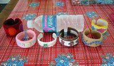 Kreatív Ötletek: Készítsünk pet palackból karkötőt