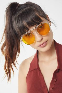 Planet i Space Cowboy Sunglasses | Urban Outfitters