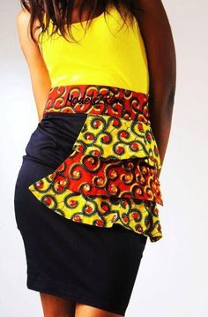 African Fashion & Style #AfricaFashion #AfricanPrints #AfricanInspired #ankara