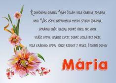Mária September, Marvel
