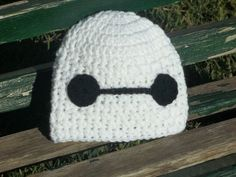 Big Hero 6 Bayax Inspired Beanie by PBnJCrochet on Etsy