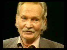 John W. Perry: Visionary Experience or Psychosis (excerpt) - Thinking Allowed w/ Jeff Mishlove Mind Power, Red Books, The Far Side, Intuition, Youtube, York, Creative, Pictures, Humour