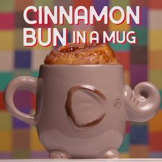 Explore a new way to make Cinnamon Bun in a mug.