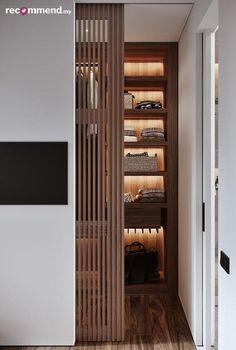 Wardrobe Room, Wardrobe Design Bedroom, Closet Bedroom, Home Bedroom, Home Interior Design, Interior Architecture, Closet Layout, Dressing Room Design, Closet Designs