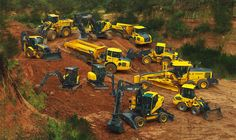 New & Used Construction Equipment & Machinery For Sale Machinery For Sale, Heavy Machinery, Logging Equipment, Heavy Equipment, Dump Trucks, Big Trucks, Used Construction Equipment, Classic Car Restoration, Tonka Toys