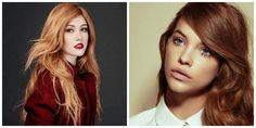 Ultra-Feminine Reddish Brown Hair Colors for 2018