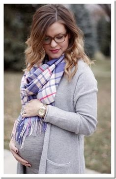 What I'm Lovin' Wednesday: Maternity Style {Winter Edition}