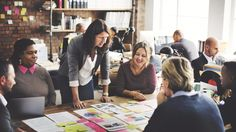 Genius Loves Company: 4 Ways to Cultivate #Creative #Collaboration