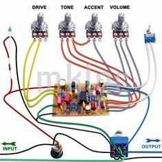 true bypass looper led dpdt switch wiring diagram effects rh pinterest com HSH Guitar Wiring Diagrams Electric Guitar Wiring Diagram