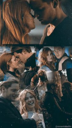 Shadowhunters Series, Shadowhunters The Mortal Instruments, Jace And Clary Kiss, Runes Shadowhunter, Cheryl Blossom Aesthetic, Cassie Clare, Dominic Sherwood, Jace Wayland, Youtuber