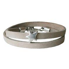 flavouritesstore.nl - BonBon LA41 taupe - Mode het leukste webwarenhuis! Silver Rings, Mix Match, Bracelets, Taupe, Accessories, Clothes, Fashion, Fashion Styles, Beige