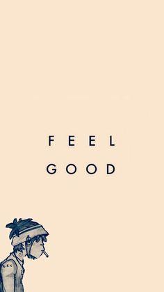 Feel Good Gorillaz Wallpaper