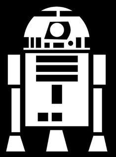 Star Wars Vinyl Decal Sticker Car Truck Window buy 2 get 1 free Silhouette Cameo, Silhouette Portrait, Silhouette Projects, Star Wars Stencil, Star Wars Quilt, Theme Star Wars, Star Wars Party, Wall Stickers Cars, Vinyl Decals