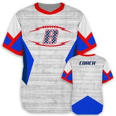 Custom Football Performance Shirt - Flag Football f9b668b2e