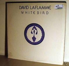 DAVID LAFLAMME -  White Bird *AmherstRec. US 76 LP Acid Folk