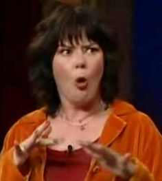 josie lawrence whose line is it anyway