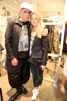 Colette Celebrates Kim Jones' Christopher Nemeth Collection for Louis Vuitton, Look #3