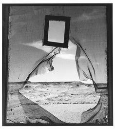 Portrait de L'espace. Prise de vue 4    photo by Lee Miller, 1937
