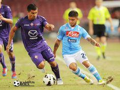 Prediksi Bola Napoli vs Fiorentina 18 Okt 2015