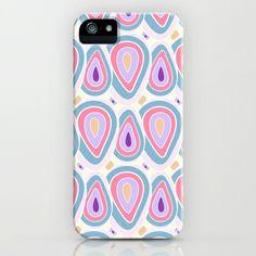 Drop by Drop iPhone & iPod Case by Figen Topbaş  - $35.00