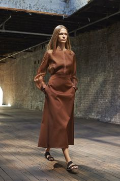 The Row Ready To Wear Spring Summer 2015 New York
