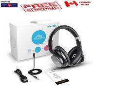 Ausdom ShareMe5❤️️ Wireless BT Headphones❤️️ V4.1 Wireless Headsets❤️️Extra Bass #AUSDOM