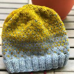 Ombré Hat by @kcarney80 | malabrigo
