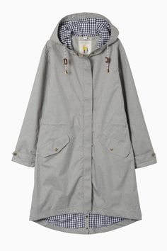 Hellweathers Mac | Lightweight, waterproof long summer coat