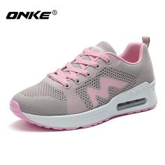 2017 Sneakers Women Cushioning Running Shoes For Woman Mesh&Breathable Sport Shoes New Design Comfortable Walking&Jogging Shoes
