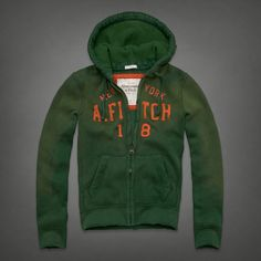 abercrombie and fitch mens upper hudson hoodie