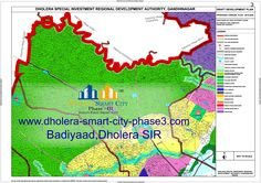 Buy land in Badiyaad, Dholera SIR for residential plotting & Investing Purpose, Hotel use, shopping mall, residential group housing, near Dholera International Airport.