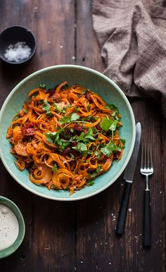 sweet potato 'noodle