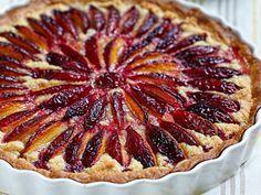 Американская классика: сливовый пирог из New York Times