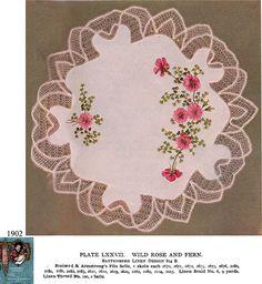 Brainerd & Armstrong LXXVII 1902 | Embroiderist | Flickr