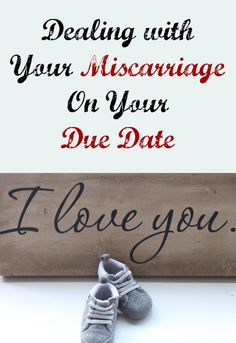 Curious what the pain will feel like or if you'll ever feel the same? This is my story on how I'm Dealing with Miscarriage on My Due Date www.happyfoodhealthylife.com #miscarriage #loss #pregnancy