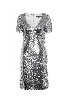 Want to strut into 2017 in fabulous party look? Shop our picks for the slinkiest, shiniest, and most velvety dresses to help you ring in the new year without the New Year's Eve blues.