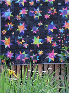 Wonky star quilts 10 from 38 Amazing Wonky Star Quilts Examples Star Quilt Blocks, Star Quilt Patterns, Star Quilts, Scrappy Quilts, Mini Quilts, Baby Quilts, Block Patterns, Canvas Patterns, Quilting Projects