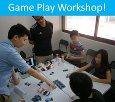 ST Education Lab is an education service provider which specializes in study tour exchange program for overseas students. First Game, Wonderful Time, Games To Play, Card Games, Lab, Workshop, Students, Tours, Education