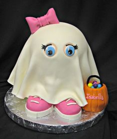 Do You Know How Ghost Cake Looks Lets Check Delivery Is Nagpur A