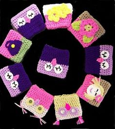 20 free crochet cup cozy patterns perfect for a quick and easy diy christmas gift