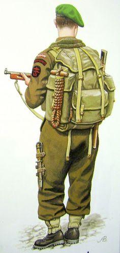 Polish Commando soldier WWW2   ^ https://de.pinterest.com/pin/492933121696437245/