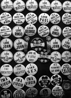 Button explosion! Some nice vintage ones.