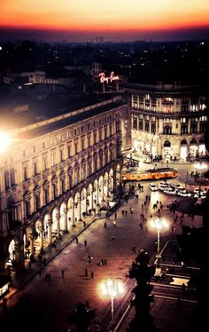 This is so enchanting #travel #milan #italy