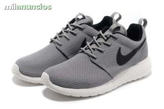 Exclusive Design US Men's Nike Roshe Run Premium Natural Motion Sneakerboot BlackWolf GreyDark Grey On Sale Online