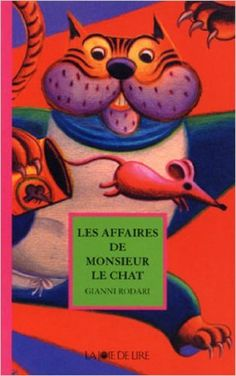 Amazon.fr - Les affaires de Monsieur Chat - Gianni Rodari - Livres