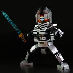 Space Sheriff Gavan | by LEGO DOU Moko