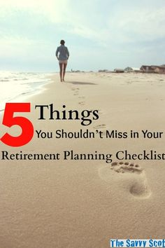 You weren't taught how to make a retirement plan checklist at school, and that's alright. With posts such as these and others available on this site you will easily enhance your personal finance skills in no time.