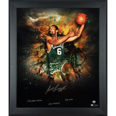 Bill Russell Autographed Jersey  f9b37eee6